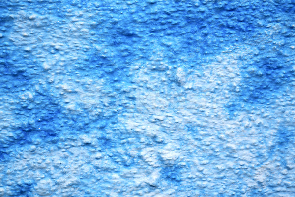 blue  in texture wall and    Stock photo © lkpro