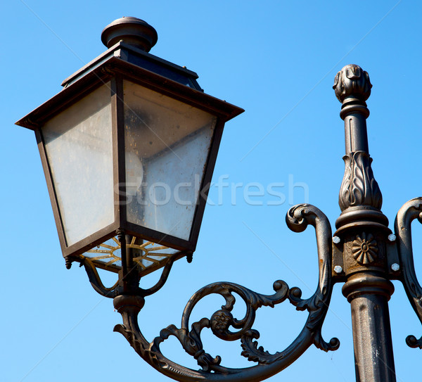europe in the sky of italy lantern and abstract illumination Stock photo © lkpro