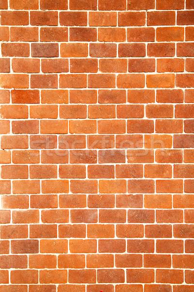кирпичных Италия старые стены текстуры материальных Сток-фото © lkpro