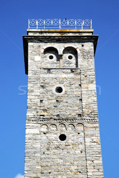 arsago seprio old abstract incastle battlement terrace  Stock photo © lkpro