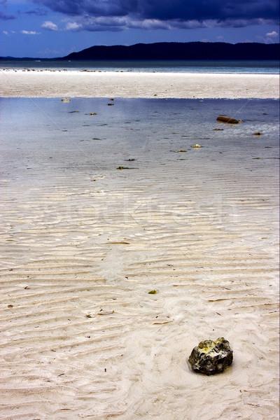 Photo stock: Rock · indian · océan · Madagascar · montagne · plage