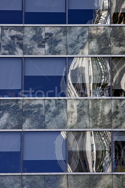 рефлекс Буэнос-Айрес дворец другой центр Аргентина Сток-фото © lkpro