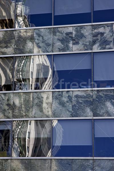 reflex in buenos aires Stock photo © lkpro