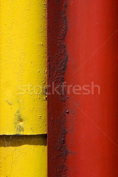 Буэнос-Айрес железной металл лист Сток-фото © lkpro
