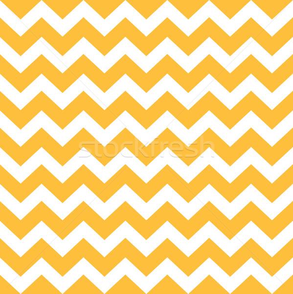 благодарение шаблон желтый белый бесшовный вектора Сток-фото © lordalea
