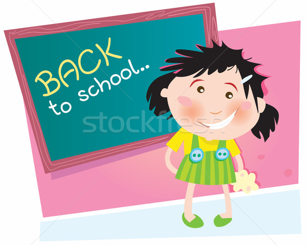 Back To School Stock photo © lordalea