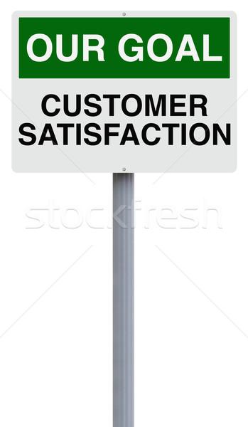 Customer Satisfaction  Stock photo © lorenzodelacosta