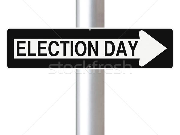 Election Day   Stock photo © lorenzodelacosta