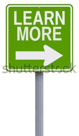 Równość znak stopu zielone sprawiedliwości znak drogowy odizolowany Zdjęcia stock © lorenzodelacosta