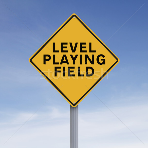 Level Playing Field  Stock photo © lorenzodelacosta