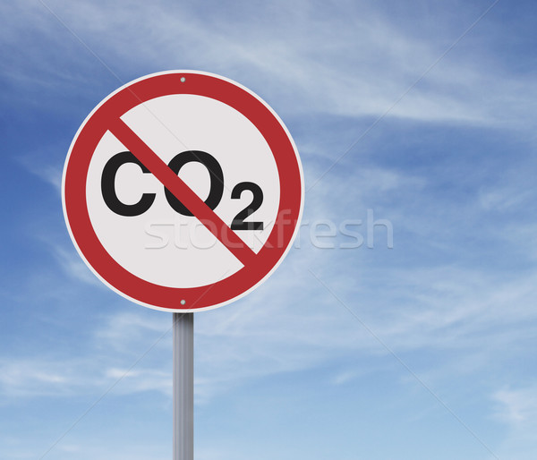 No to Global Warming  Stock photo © lorenzodelacosta