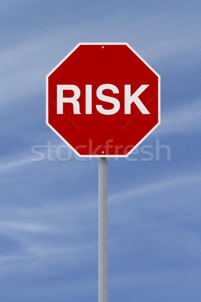Risk  Stock photo © lorenzodelacosta