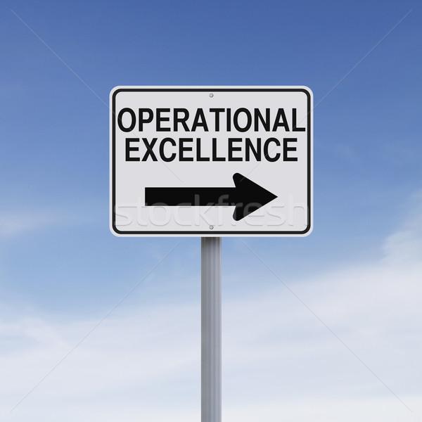 Operational Excellence  Stock photo © lorenzodelacosta
