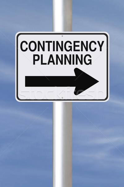 Contingency Planning  Stock photo © lorenzodelacosta