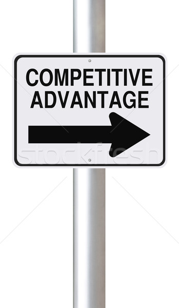 Competitive Advantage  Stock photo © lorenzodelacosta