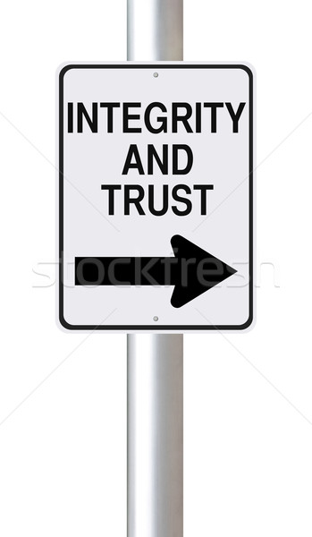Integrity and Trust  Stock photo © lorenzodelacosta