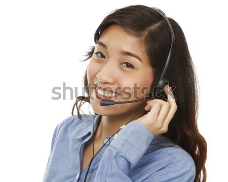 Stock photo: Happy To Help You