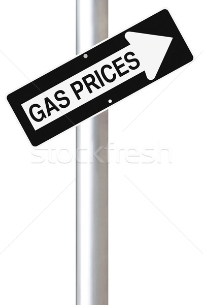 Increasing Gas Prices  Stock photo © lorenzodelacosta