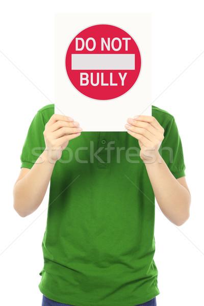 Do Not Bully  Stock photo © lorenzodelacosta