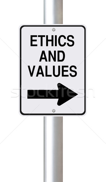 Ethics and Values  Stock photo © lorenzodelacosta