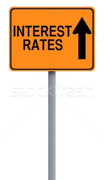 Interest Rates Up  Stock photo © lorenzodelacosta