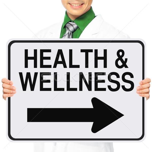 Health and Wellness  Stock photo © lorenzodelacosta