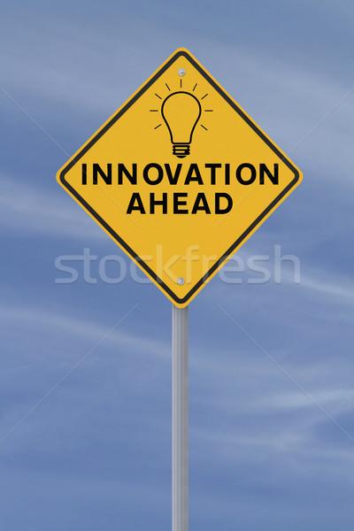 Innovation Stock photo © lorenzodelacosta