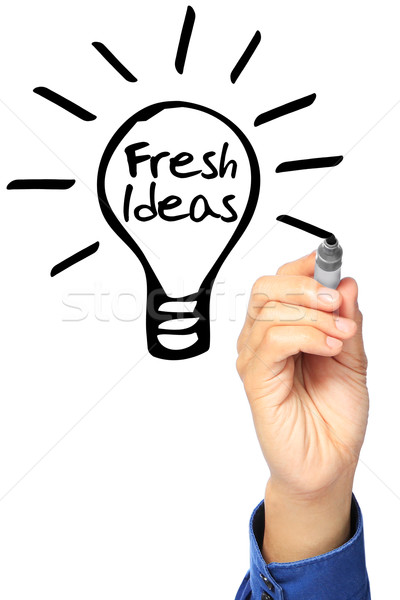 Fresh Ideas  Stock photo © lorenzodelacosta