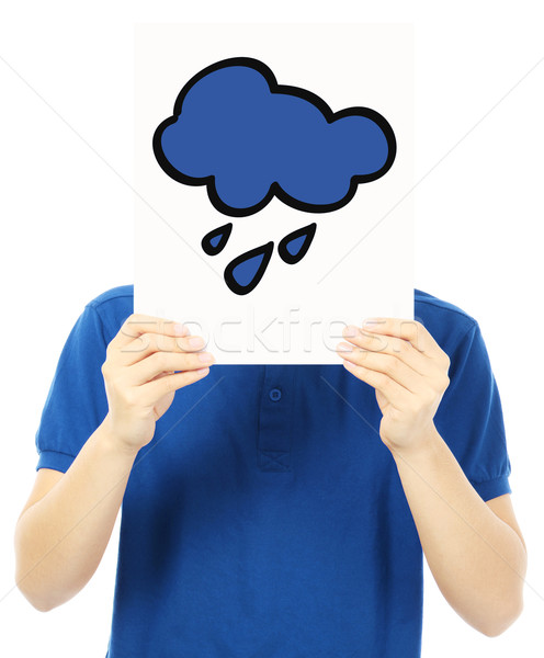 Gloomy Outlook  Stock photo © lorenzodelacosta