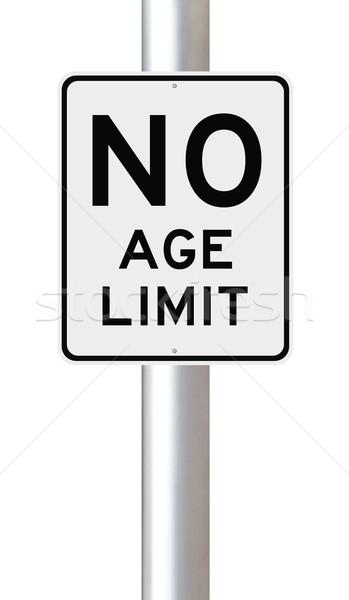 No Age Limit  Stock photo © lorenzodelacosta