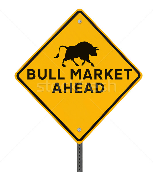 Bull Market Ahead  Stock photo © lorenzodelacosta