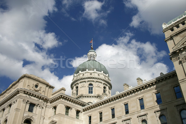 Indiana State Capitol Stock photo © lorenzodelacosta