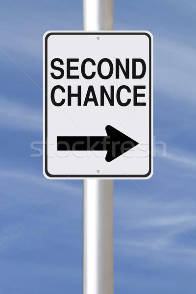 Second Chance  Stock photo © lorenzodelacosta