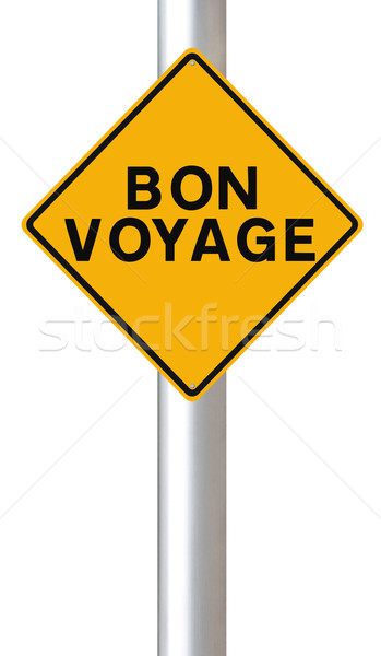 Bon Voyage  Stock photo © lorenzodelacosta