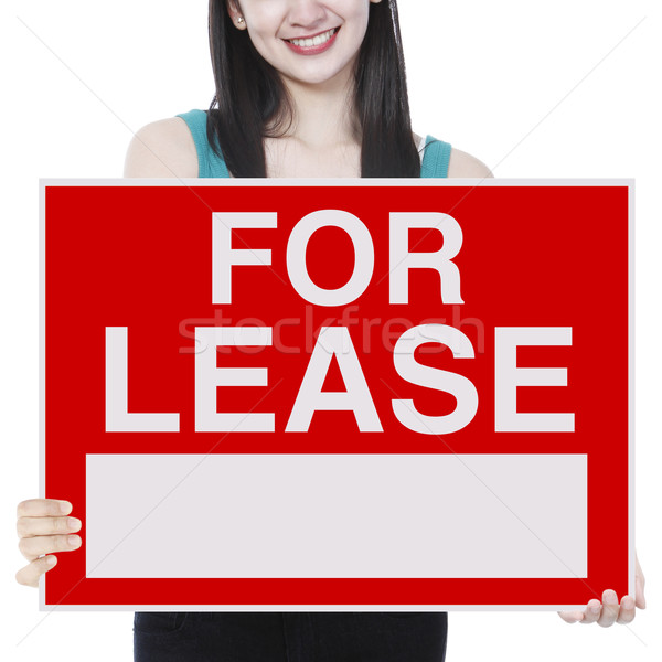 For Lease  Stock photo © lorenzodelacosta