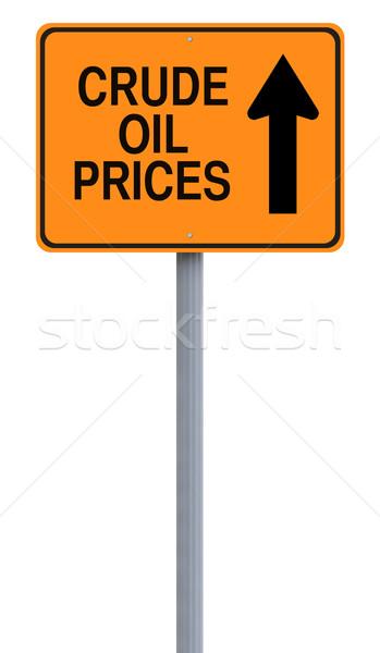 Oil Prices Up  Stock photo © lorenzodelacosta