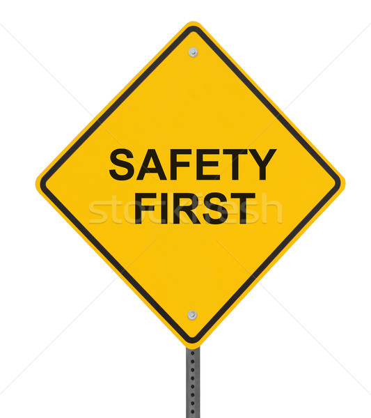 Safety First Stock Photos Stock Images And Vectors Stockfresh