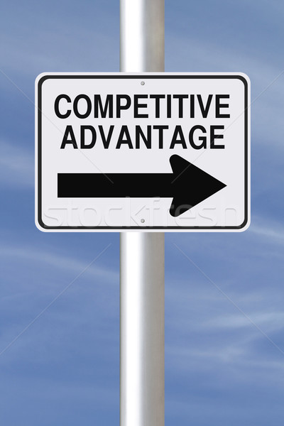 Competitive Advantage  Stock photo © lorenzodelacosta