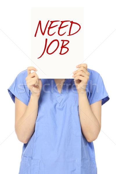 Jobless  Stock photo © lorenzodelacosta