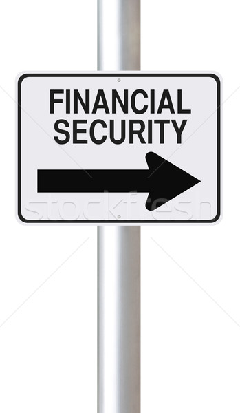 Financial Security  Stock photo © lorenzodelacosta