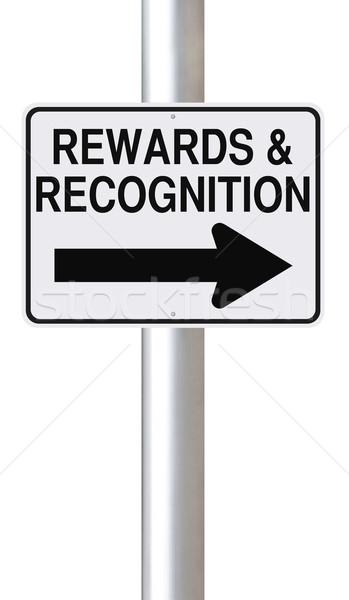 Rewards And Recognition  Stock photo © lorenzodelacosta