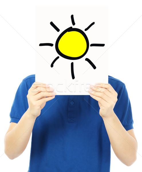 Sunny Outlook  Stock photo © lorenzodelacosta
