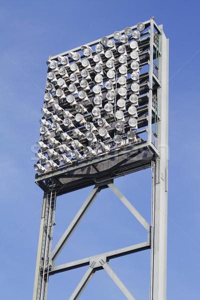 Stadium Lights Stock photo © lorenzodelacosta