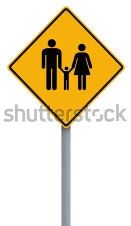 Matrimonio gay consentito cartello stradale segno verde matrimonio Foto d'archivio © lorenzodelacosta