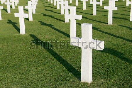 Military Cemetery Stock photo © lorenzodelacosta