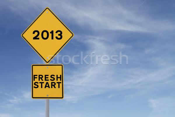 Fresh Start  Stock photo © lorenzodelacosta