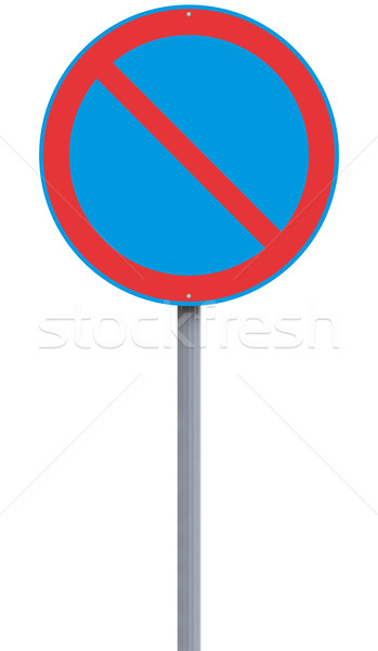 No Parking  Stock photo © lorenzodelacosta