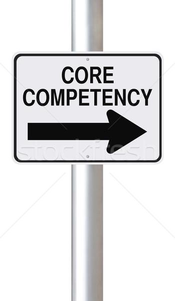 Core Competency  Stock photo © lorenzodelacosta