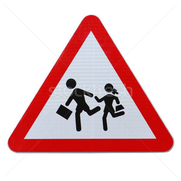 School Children Crossing   Stock photo © lorenzodelacosta