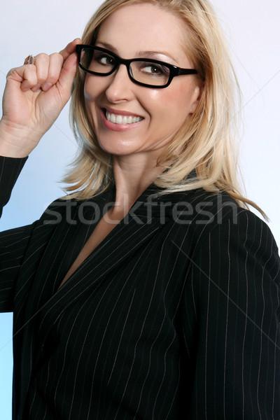 Successful Businesswoman Stock photo © lovleah